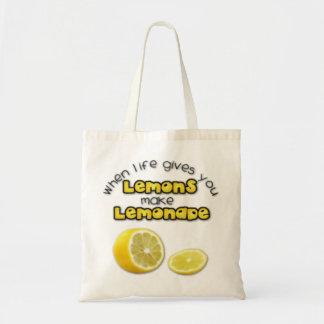 Lemonade - Budget Tote