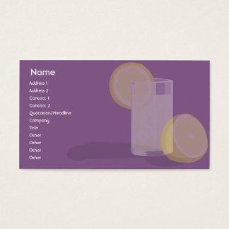 Lemonade - Business Business Card