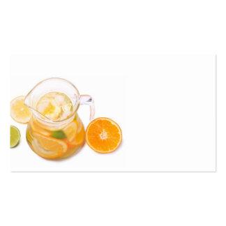 Lemonade Business Card