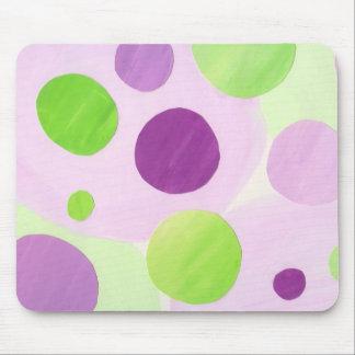 Lemonade Dots Mouse Pads
