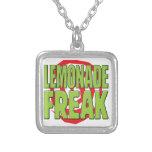Lemonade Freak G Custom Necklace