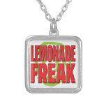 Lemonade Freak R Personalised Necklace