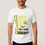 Lemonade Freshly Squeezed Template Mens T-shirt