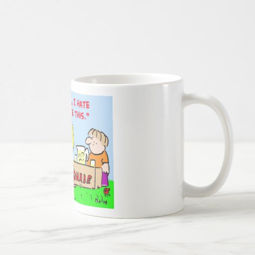 lemonade hate places dating flirting classic white coffee mug