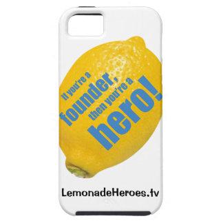 Lemonade Heroes iPhone Case