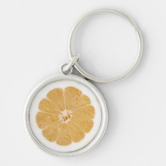 Lemonade Heroes® keyring Silver-Colored Round Keychain