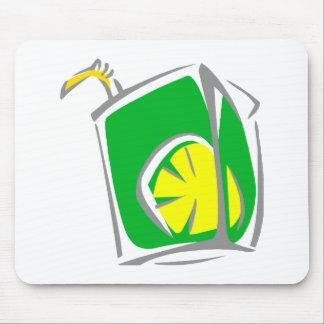 Lemonade Juicebox Mouse Pad
