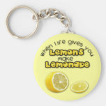 Lemonade - Keychain