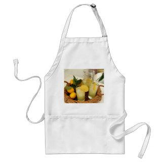 Lemonade Kitchen Apron