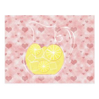 Lemonade Postcards