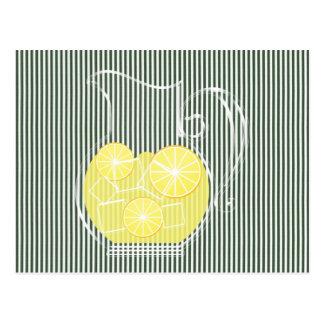 Lemonade Postcard