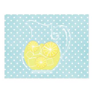 Lemonade Post Cards