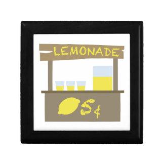 Lemonade Stand Gift Box