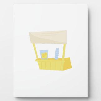 Lemonade Stand Plaque