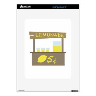 Lemonade Stand Skins For The iPad