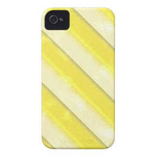 Lemonade Stripes Blackberry Bold Case