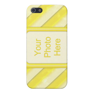 Lemonade Stripes Covers For iPhone 5