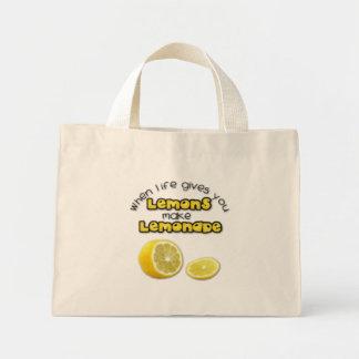 Lemonade - Tiny Tote