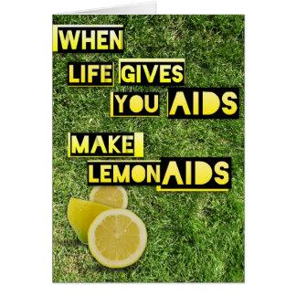 LemonAIDS Card