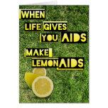 LemonAIDS Felicitacion