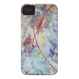 LemonBlue II Iphone 4 Barely There Case
