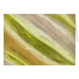 Lemongrass-Greeting Card
