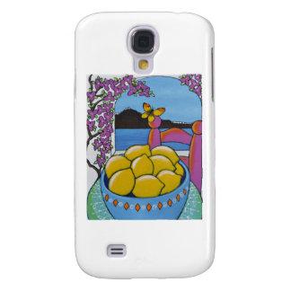 Lemonia Funda Para Galaxy S4