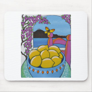 Lemonia Mouse Pad
