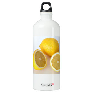 LEMONS ALUMINUM WATER BOTTLE