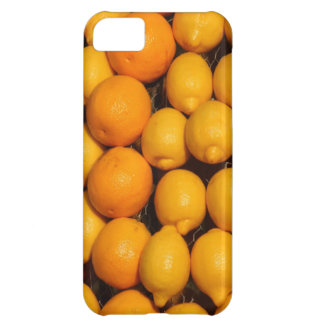 Lemons and Oranges Cover For iPhone 5C