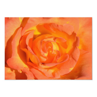 Lemons and Oranges Rose Invitations