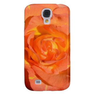 Lemons and Oranges Rose Samsung Galaxy S4 Case