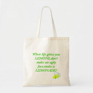 Lemons bag