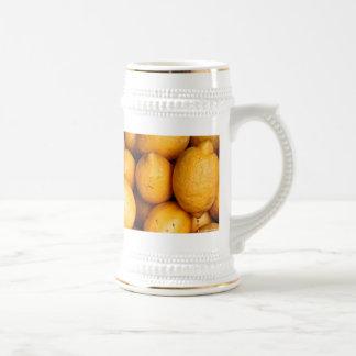 Lemons Beer Stein