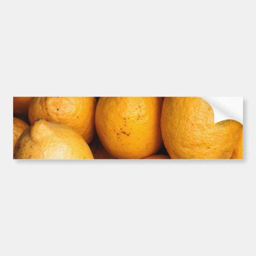 Lemons Bumper Stickers