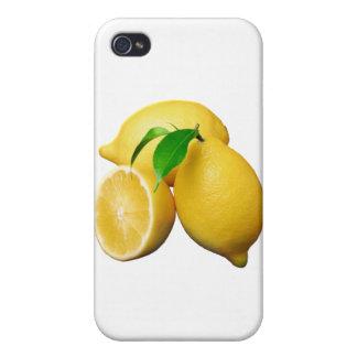 Lemons iPhone 4 Cases