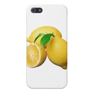 Lemons iPhone SE/5/5s Case