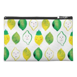 Lemons & Limes! Travel Accessory Bag