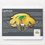 Lemons Mousepad