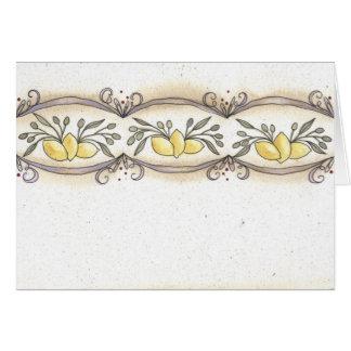 Lemon's - Note Card