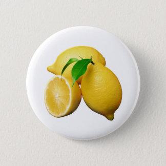 Lemons Pinback Button
