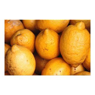 Lemons Stationery