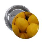 Lemony Lemons Pins