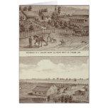 Lemoore, Armona ranches 2 Greeting Card
