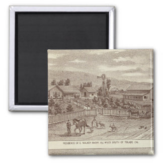 Lemoore, Armona ranches 2 Magnet