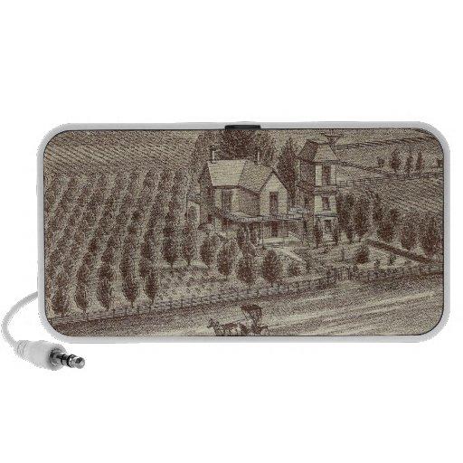 Lemoore, Armona ranches iPod Speakers