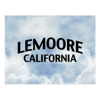 Lemoore California Tarjeta Postal