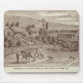 Lemoore, ranchos 2 de Armona Alfombrilla De Raton