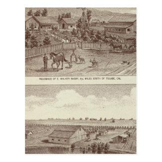 Lemoore, ranchos 2 de Armona Postal