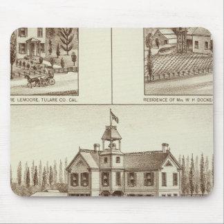 Lemoore school, Grangeville ranch Mouse Pad